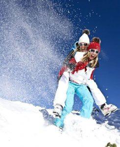 горнолыжный тур в Карпаты