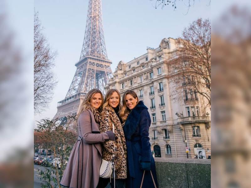 экспресс в Париж
