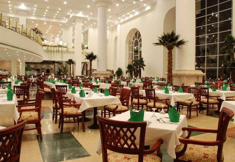 отели Хургады