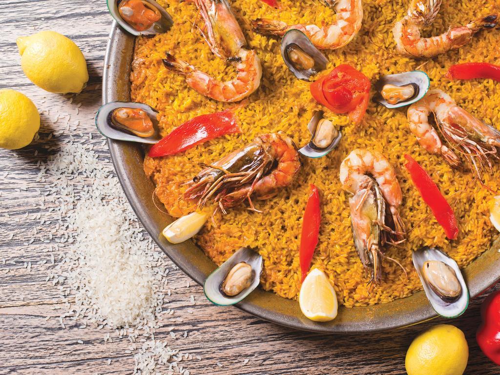 Блюда в Катаре