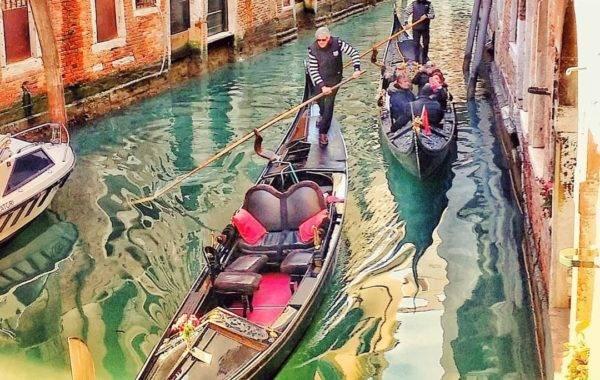 венеция гондола