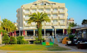 молодежные отели Турции