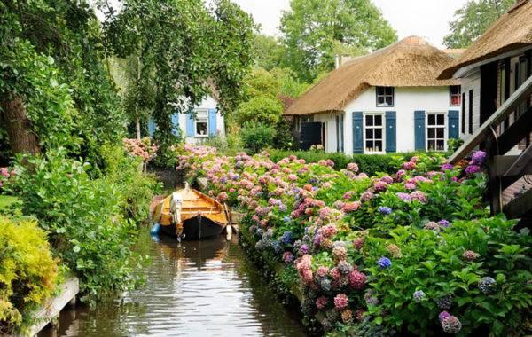 голландия экскурсии