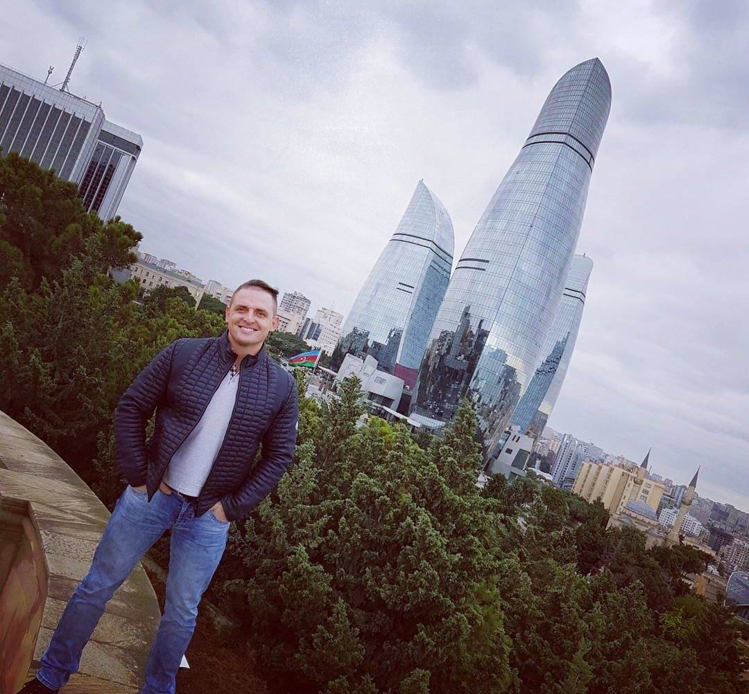 Авиатур в Баку