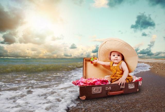 Где отдохнуть с ребенком