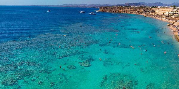 бухты в Египте