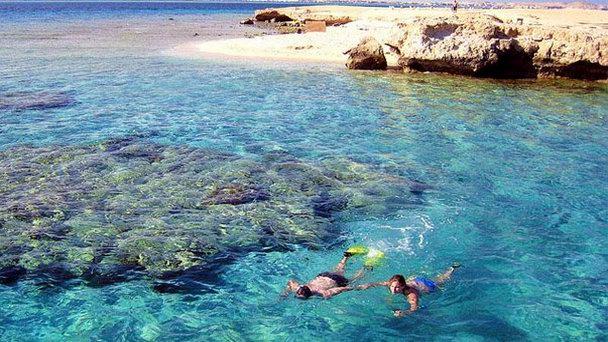 бухты Египта