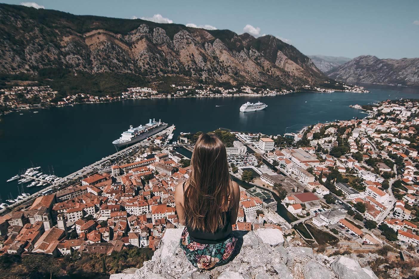 Бархатный сезон - Черногория