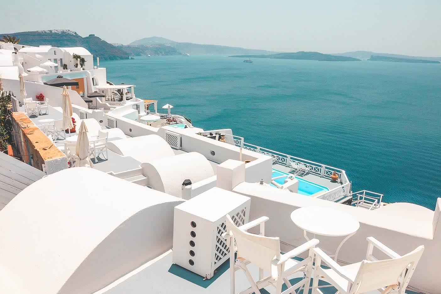 Бархатный сезон - Греция