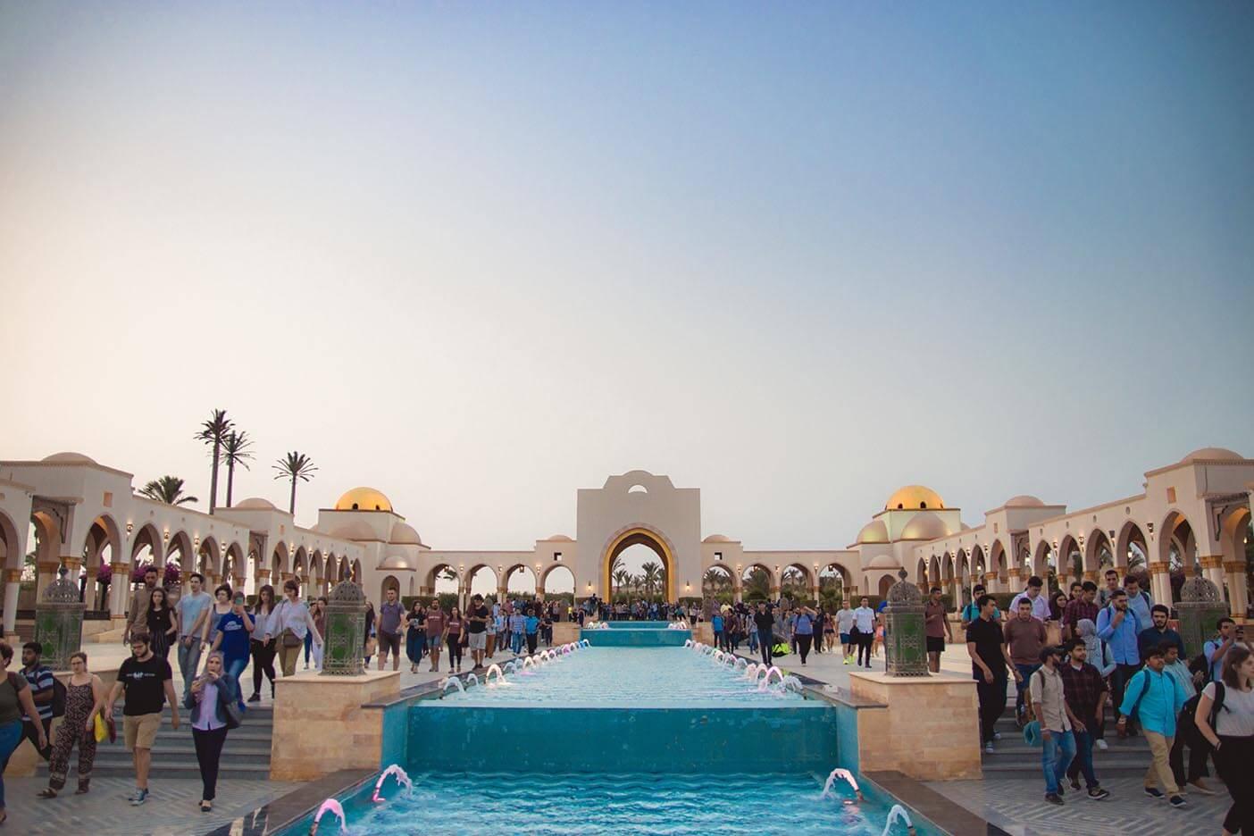 бархатный сезон - Египет