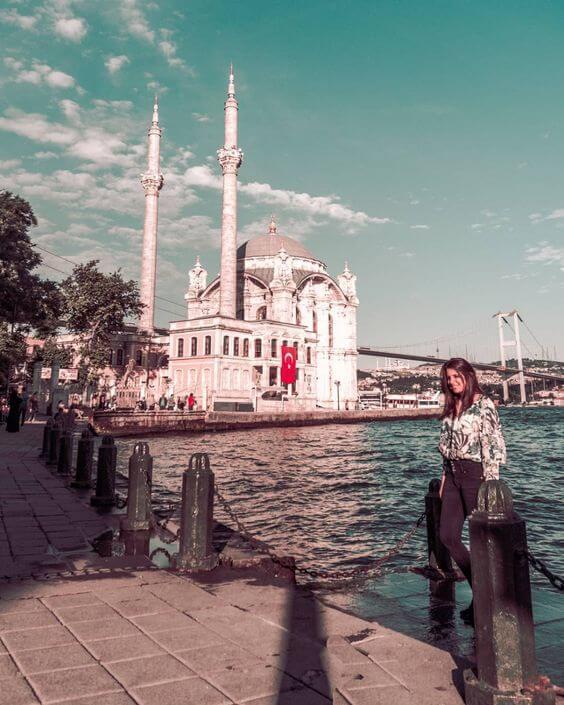 Weekend в Стамбуле из Краматорска