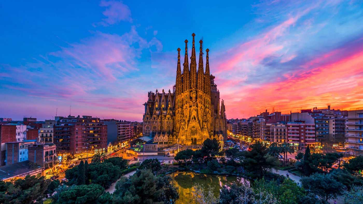 ТОП 20 мест Испании
